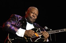 'King of the Blues' BB King has died, aged 89