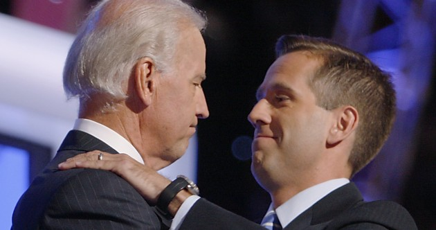 'We are saddened beyond words': Joe Biden's son has died aged 46