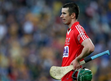 Biran Murphy last lined out for Cork in 2013.
