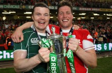 Brian O'Driscoll mocks 'style icon' ROG! It's the sporting tweets of the week