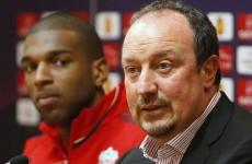 Babel on Rafa's Madrid move: 'He'll make Ronaldo a great defender'