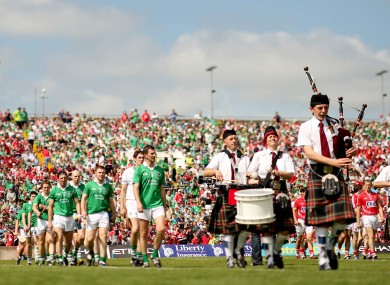 Limerick take on Clare in the Munster quarter-final on 24 May.