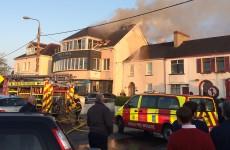 Fire brigade called to blaze at Malahide restaurant