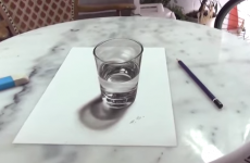 This is not a glass of water