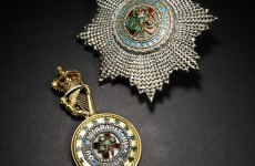 Fancy jewels of former Viceroy of Ireland sold for over €30,000