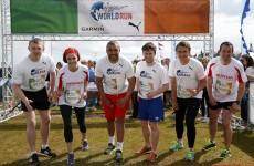 In pictures: Over 2000 runners take part in Irish Wings For Life Run