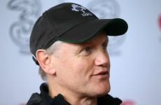 June might be the time to discuss new Ireland contract – Joe Schmidt