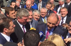 A 'male and stale' Fianna Fáil welcomed its newest TD to Leinster House today