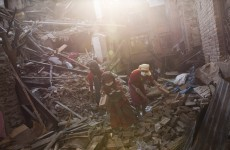 101-year-old man pulled from rubble alive is surprised he survived second Nepal quake