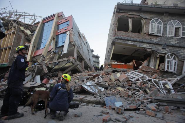 Real Nepal Earthquake Nepal Earthquake