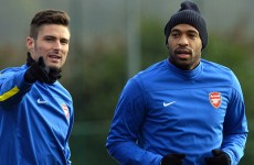 Olivier Giroud hits back at 'dull' Thierry Henry