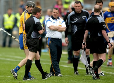 Davy Fitzgerald will attempt to get Clare's season back on track.