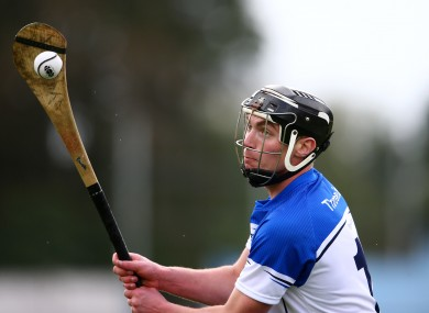 Waterford's Pauric Mahony is out for the season with a serious leg injury.