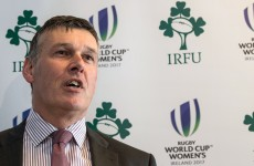 World Rugby to stump up €1 Million of IRFU's World Cup bill
