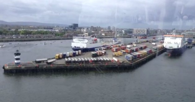 A bird's-eye view of the plan to boost the flow of ships (and tourist cash) into Dublin