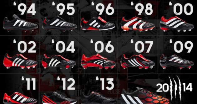 Predators helped turn football boots into a multi-billion market – so why kill the classics?