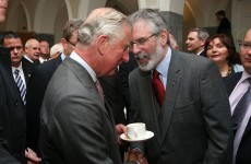 Gerry: Prince Charles and I don't have much in common, but we're both tree huggers