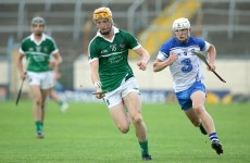 3 Limerick changes for crunch Munster minor hurling clash against Waterford