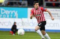 Derry City owe the Brandywell crossbar a little bit of love after Sligo draw