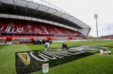 LIVE: Munster v Ospreys, Guinness Pro12 semi-final