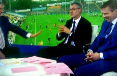 Guess how many official complaints RTÉ received after Joe Brolly's 'ugly' comments