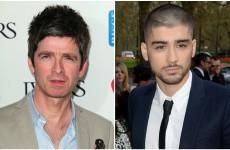 Noel Gallagher had some choice words for Zayn Malik
