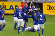 Celtic's Champions League opponents are famous for their genius goal celebrations