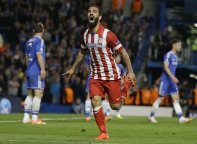 Turan as a release clause of €41 million.
