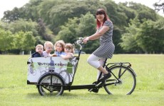 This woman wants Irish cyclists to start using these three-wheeled bikes