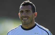 Carlos Tevez is returning to where it all began