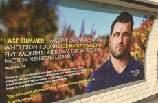 The wording of this charity ad has caused a lot of confusion on Twitter