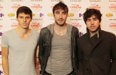 The Coronas have come up trumps for one of their fans