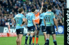 Craig Joubert's refereeing labelled 'shocking' by Australian commentator