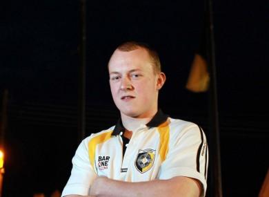 Crossmaglen Rangers' Danny O'Callaghan