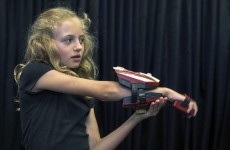 These incredible high-tech toys turn children into Iron Man