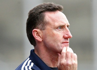 Peter Fitzpatrick was Louth football manager from 2009 to 2012 when he stepped down to focus on politics.