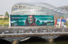 Paddy Power has just taken a major dig at Scotland's 'freedom' ahead of the match