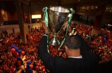 The 12 greatest honorary Irishmen in sport