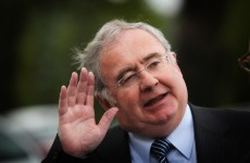 Pat Rabbitte can't make his mind up