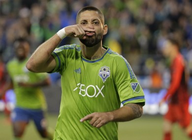 The Sounders and Timbers don't really like each other.