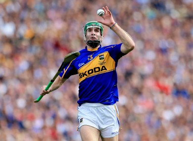 Tipperary hurler Noel McGrath has rejoined their squad.