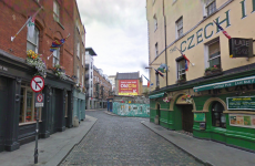 Two arrested after Temple Bar fight between Ireland and England fans