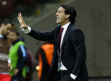 Emery is set to make his decision before the end of the week.