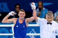 Southpaw Sean McComb keeps Ireland hot on the medal trail