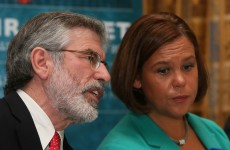 Gerry Adams and Mary Lou have blocked Maíria Cahill on Twitter