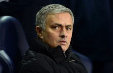 Jose Mourinho has weighed in on the Fifa-FAI controversy