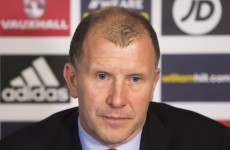 Tensions mount as Scottish FA chief blasts John Delaney – 'We do things the right way'