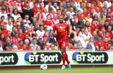 Glen Johnson among five players released by Liverpool