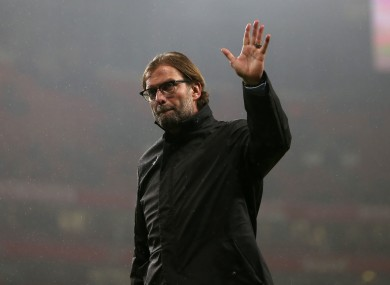 Klopp's reign at Dortmund ended in disappointment with defeat in the German cup final.