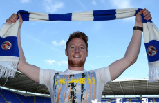 Ireland's Stephen Quinn has signed for another Championship club